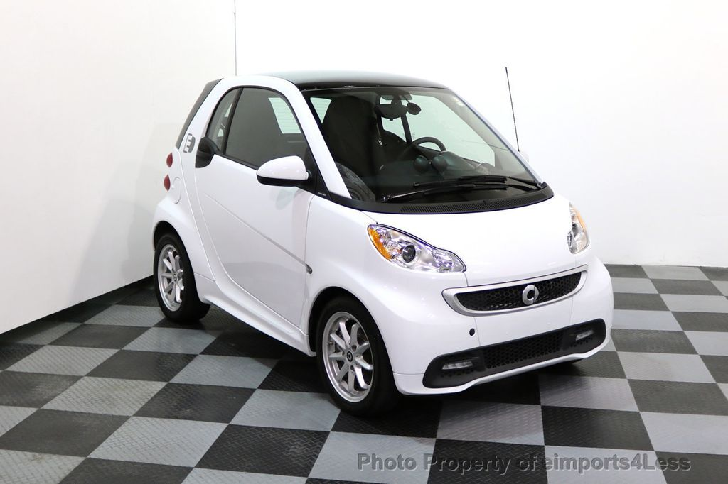 2014 smart fortwo electric drive CERTIFIED ForTWO ED Electric Drive  - 17270734 - 16