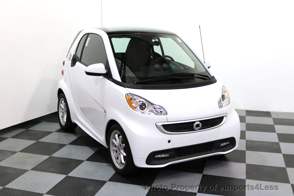 2014 smart fortwo electric drive CERTIFIED ForTWO ED Electric Drive  - 17270734 - 1