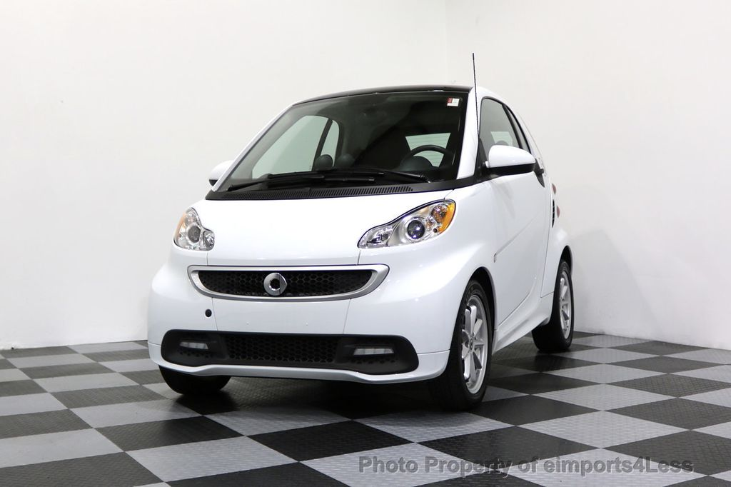 2014 smart fortwo electric drive CERTIFIED ForTWO ED Electric Drive  - 17270734 - 24