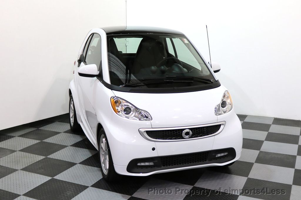 2014 smart fortwo electric drive CERTIFIED ForTWO ED Electric Drive  - 17270734 - 25