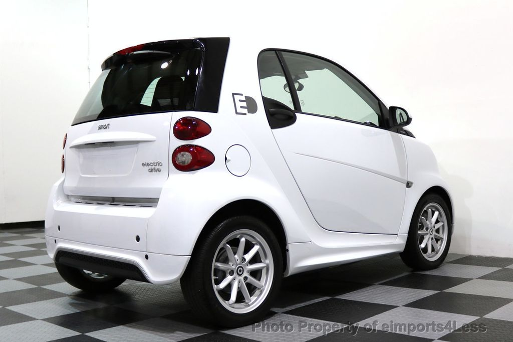 2014 smart fortwo electric drive CERTIFIED ForTWO ED Electric Drive  - 17270734 - 27