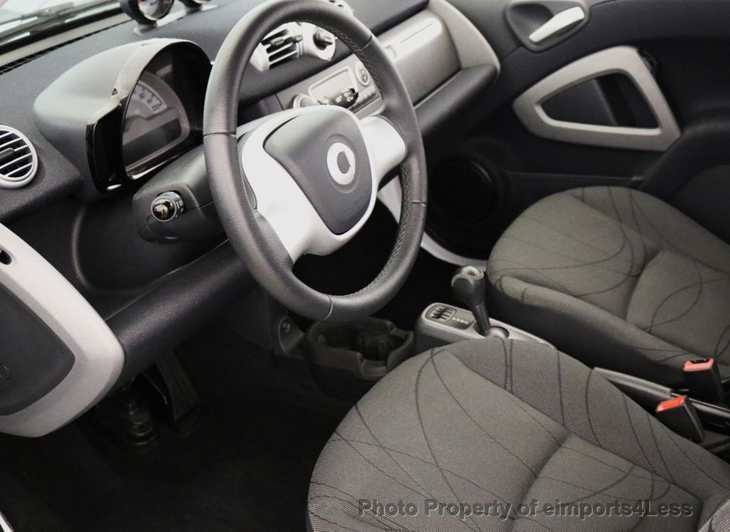 2014 smart fortwo electric drive CERTIFIED ForTWO ED Electric Drive  - 17270734 - 28