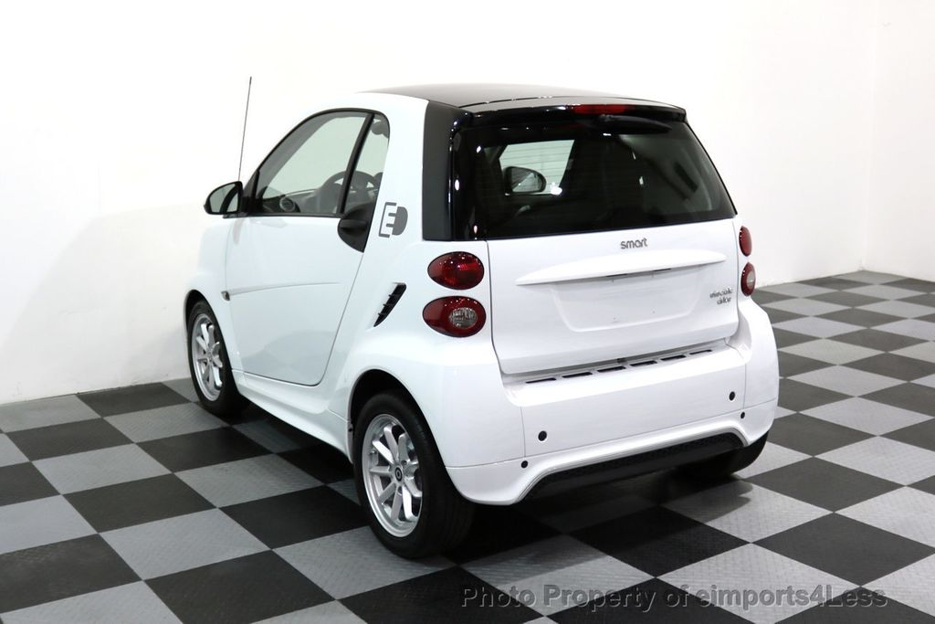 2014 smart fortwo electric drive CERTIFIED ForTWO ED Electric Drive  - 17270734 - 2