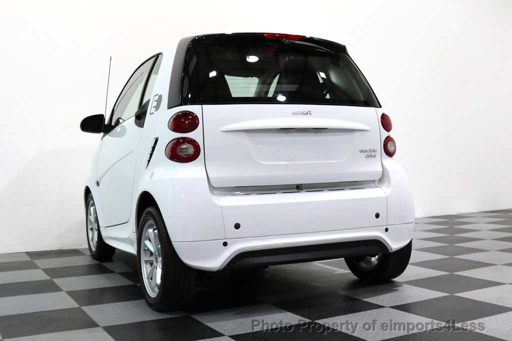 2014 smart fortwo electric drive CERTIFIED ForTWO ED Electric Drive  - 17270734 - 35