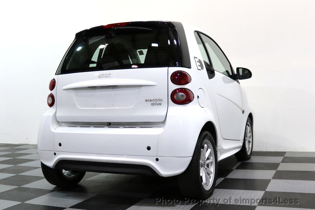 2014 smart fortwo electric drive CERTIFIED ForTWO ED Electric Drive  - 17270734 - 36