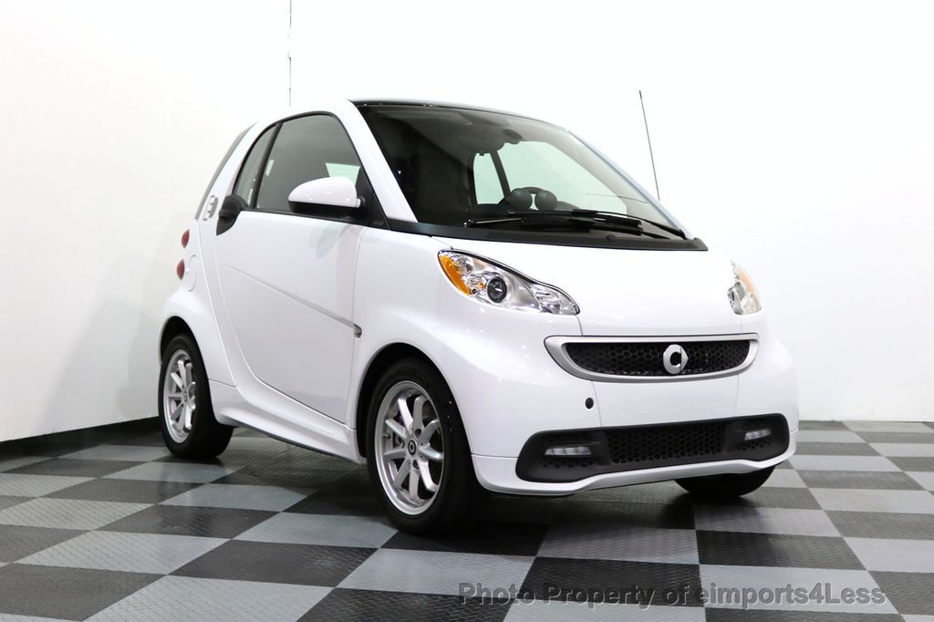 2014 smart fortwo electric drive CERTIFIED ForTWO ED Electric Drive  - 17270734 - 37