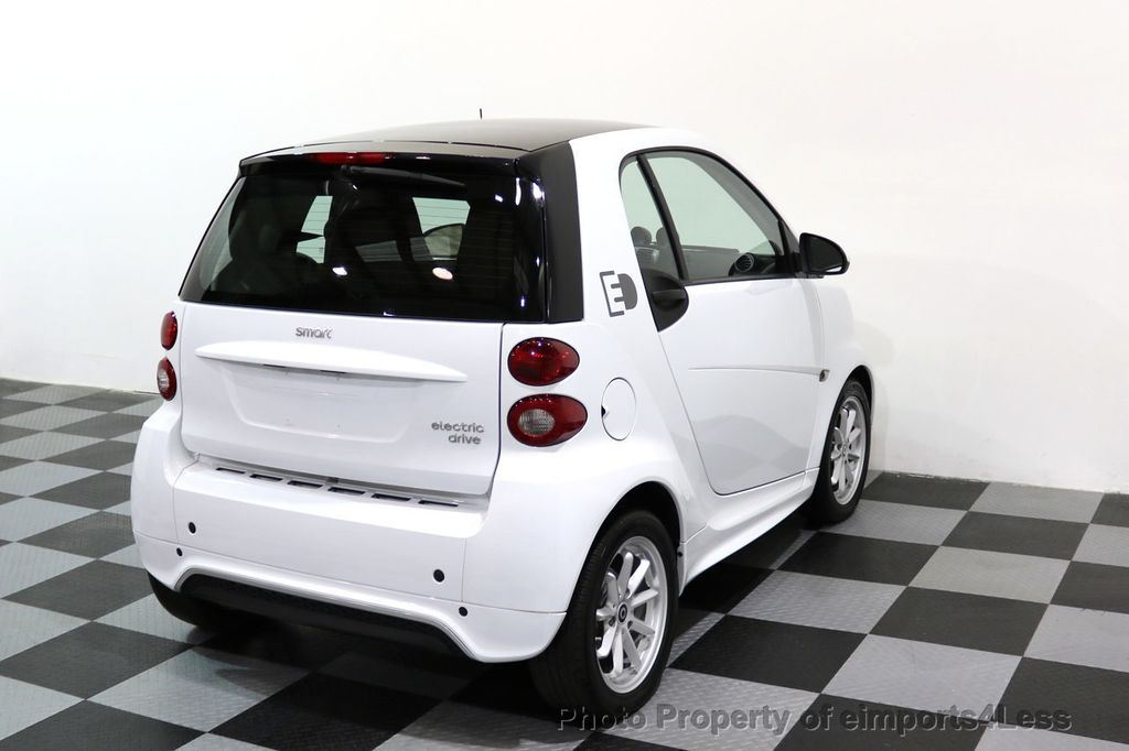 2014 smart fortwo electric drive CERTIFIED ForTWO ED Electric Drive  - 17270734 - 3