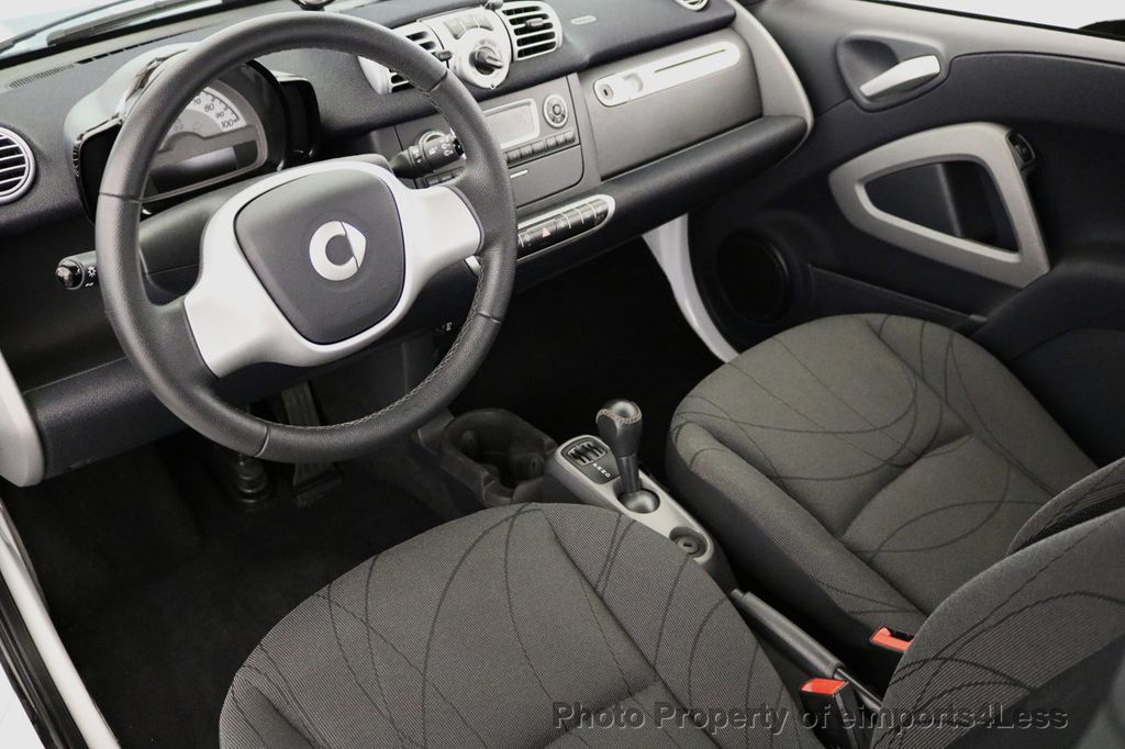 2014 smart fortwo electric drive CERTIFIED ForTWO ED Electric Drive  - 17270734 - 5