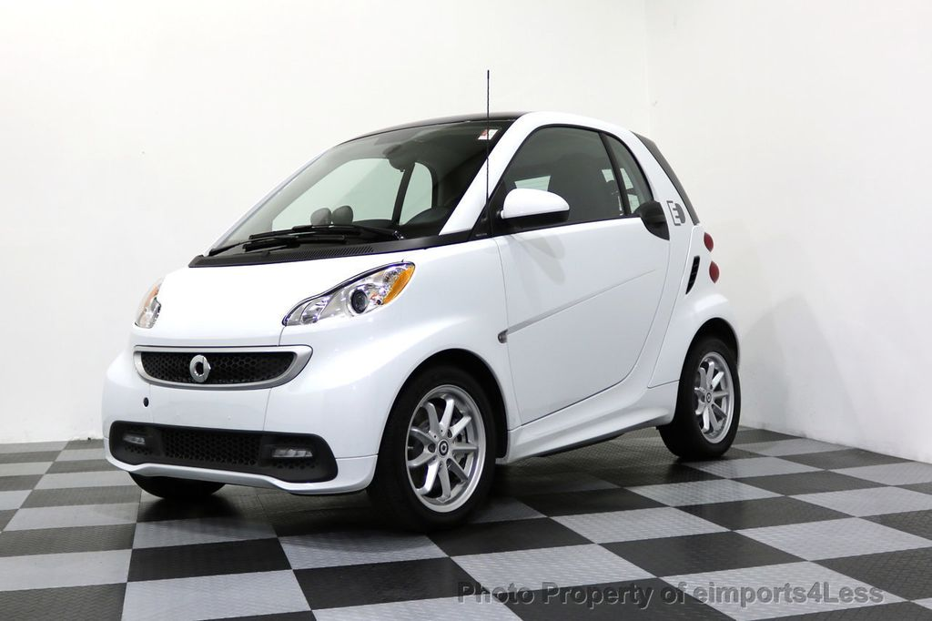 2014 smart fortwo electric drive CERTIFIED ForTWO ED Electric Drive  - 17270734 - 8