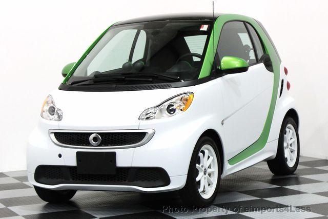 2014 smart fortwo electric drive CERTIFIED FORTWO ELECTRIC DRIVE COUPE - 16007908 - 0