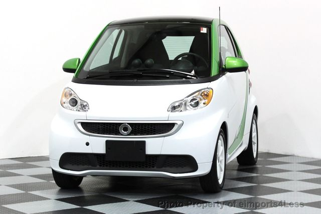 2014 smart fortwo electric drive CERTIFIED FORTWO ELECTRIC DRIVE COUPE - 16007908 - 9