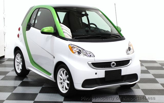 2014 smart fortwo electric drive CERTIFIED FORTWO ELECTRIC DRIVE COUPE - 16007908 - 10
