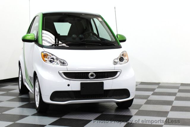 2014 smart fortwo electric drive CERTIFIED FORTWO ELECTRIC DRIVE COUPE - 16007908 - 11