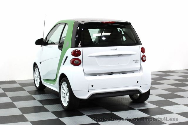 2014 smart fortwo electric drive CERTIFIED FORTWO ELECTRIC DRIVE COUPE - 16007908 - 12