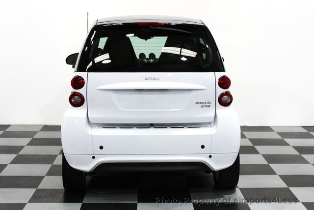 2014 smart fortwo electric drive CERTIFIED FORTWO ELECTRIC DRIVE COUPE - 16007908 - 13