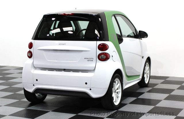 2014 smart fortwo electric drive CERTIFIED FORTWO ELECTRIC DRIVE COUPE - 16007908 - 14
