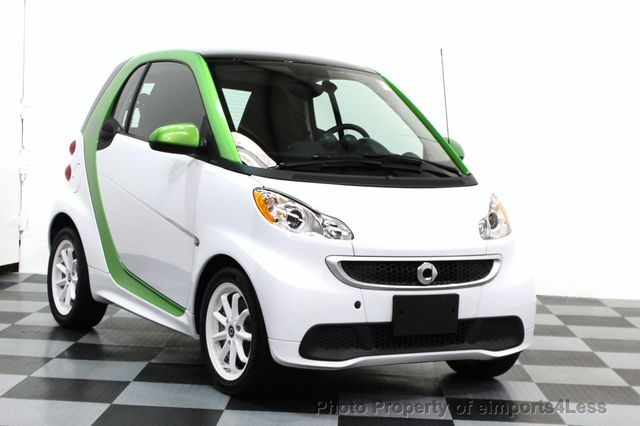 2014 smart fortwo electric drive CERTIFIED FORTWO ELECTRIC DRIVE COUPE - 16007908 - 1