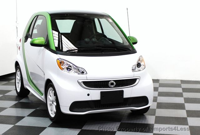 2014 smart fortwo electric drive CERTIFIED FORTWO ELECTRIC DRIVE COUPE - 16007908 - 19