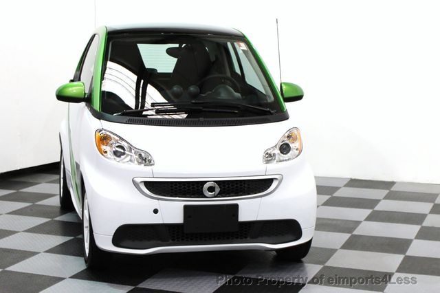 2014 smart fortwo electric drive CERTIFIED FORTWO ELECTRIC DRIVE COUPE - 16007908 - 20