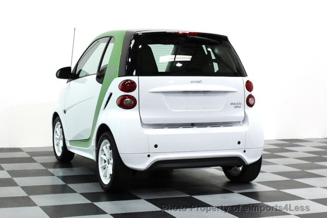 2014 smart fortwo electric drive CERTIFIED FORTWO ELECTRIC DRIVE COUPE - 16007908 - 21