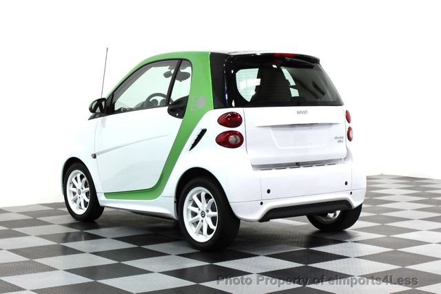 2014 smart fortwo electric drive CERTIFIED FORTWO ELECTRIC DRIVE COUPE - 16007908 - 22