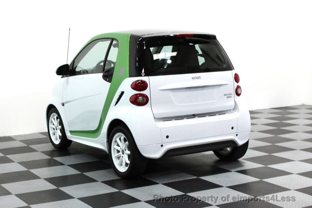 2014 smart fortwo electric drive CERTIFIED FORTWO ELECTRIC DRIVE COUPE - 16007908 - 2