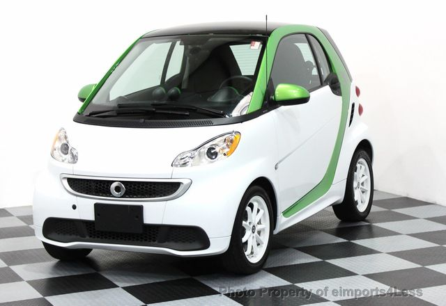 2014 smart fortwo electric drive CERTIFIED FORTWO ELECTRIC DRIVE COUPE - 16007908 - 39