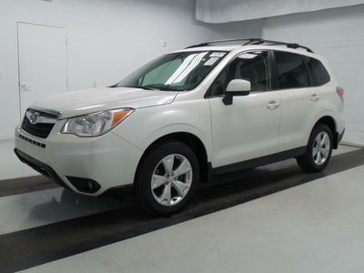 2014 Subaru Forester 4dr Automatic 2.5i Limited PZEV - Click to see full-size photo viewer