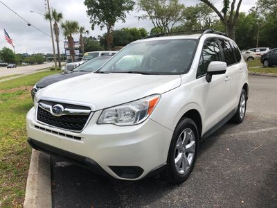 2014 Subaru Forester 4dr Automatic 2.5i Premium PZEV - Click to see full-size photo viewer