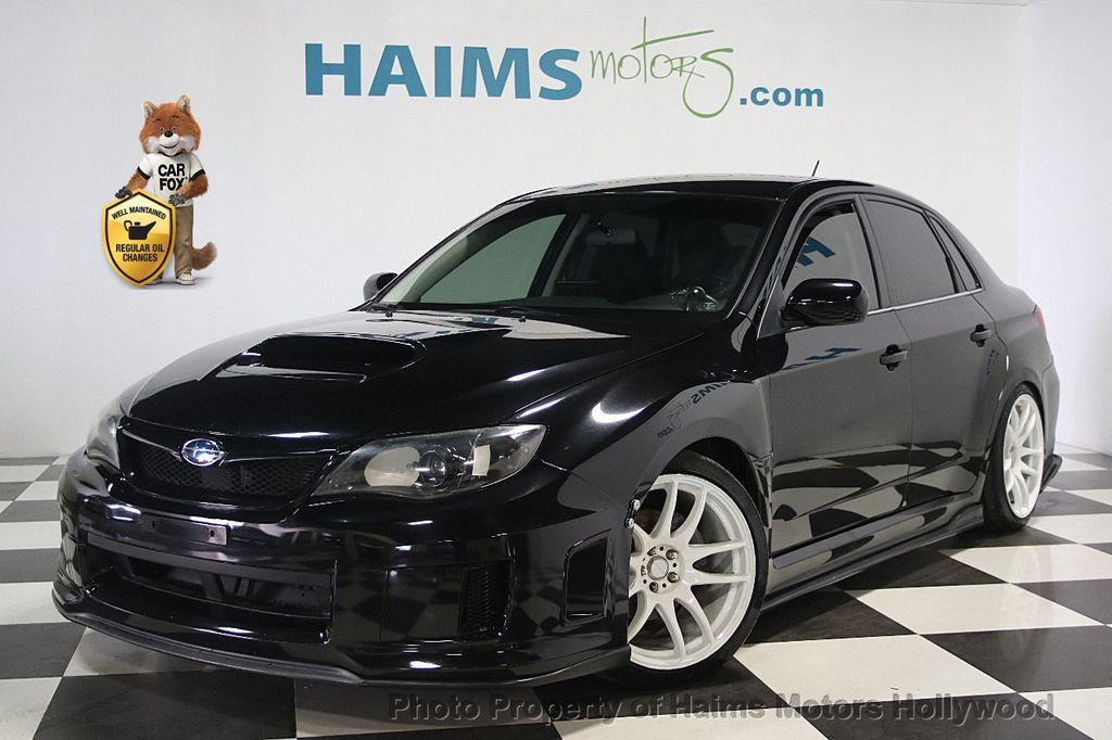 2014 Subaru Impreza Sedan WRX 4dr Manual WRX - 16837436 - 0