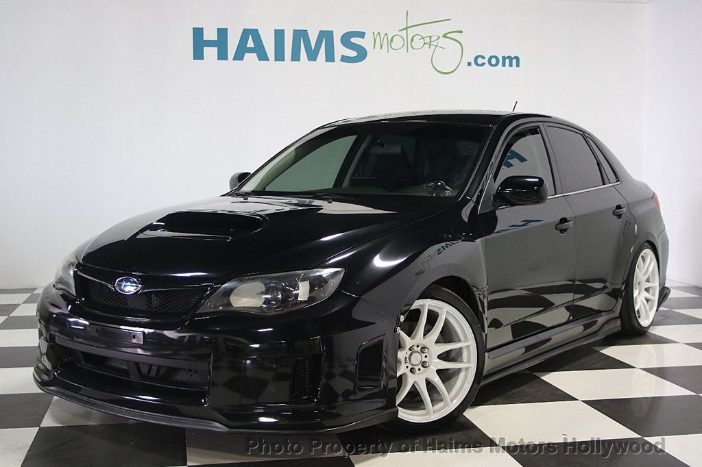 2014 Subaru Impreza Sedan WRX 4dr Manual WRX - 16837436 - 1