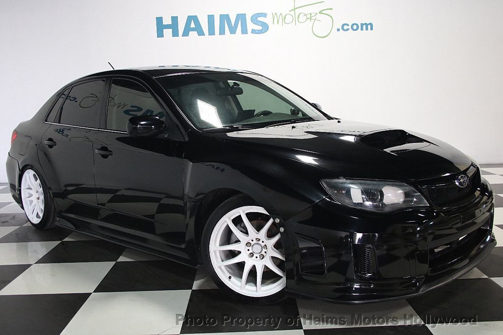 2014 Subaru Impreza Sedan WRX 4dr Manual WRX - 16837436 - 3