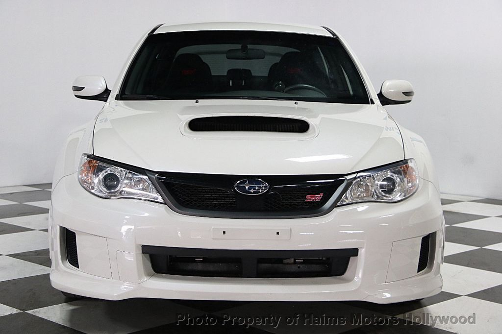 2014 Used Subaru Impreza Sedan Wrx 4dr Manual Wrx Sti At Haims