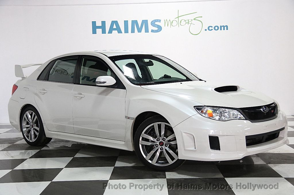 2014 used subaru impreza sedan wrx 4dr manual wrx sti at. Black Bedroom Furniture Sets. Home Design Ideas