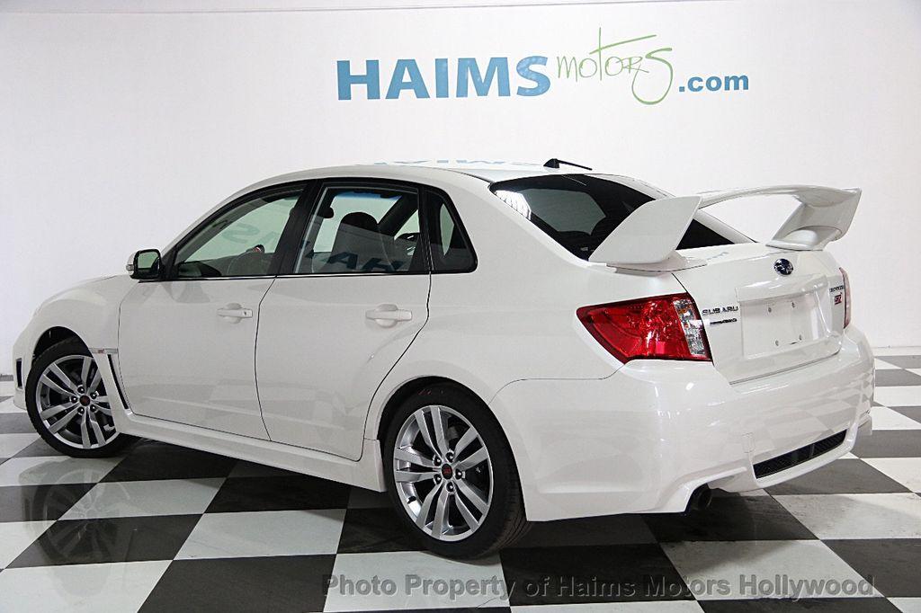 2014 Used Subaru Impreza Sedan WRX 4dr Manual WRX STI at Haims ...