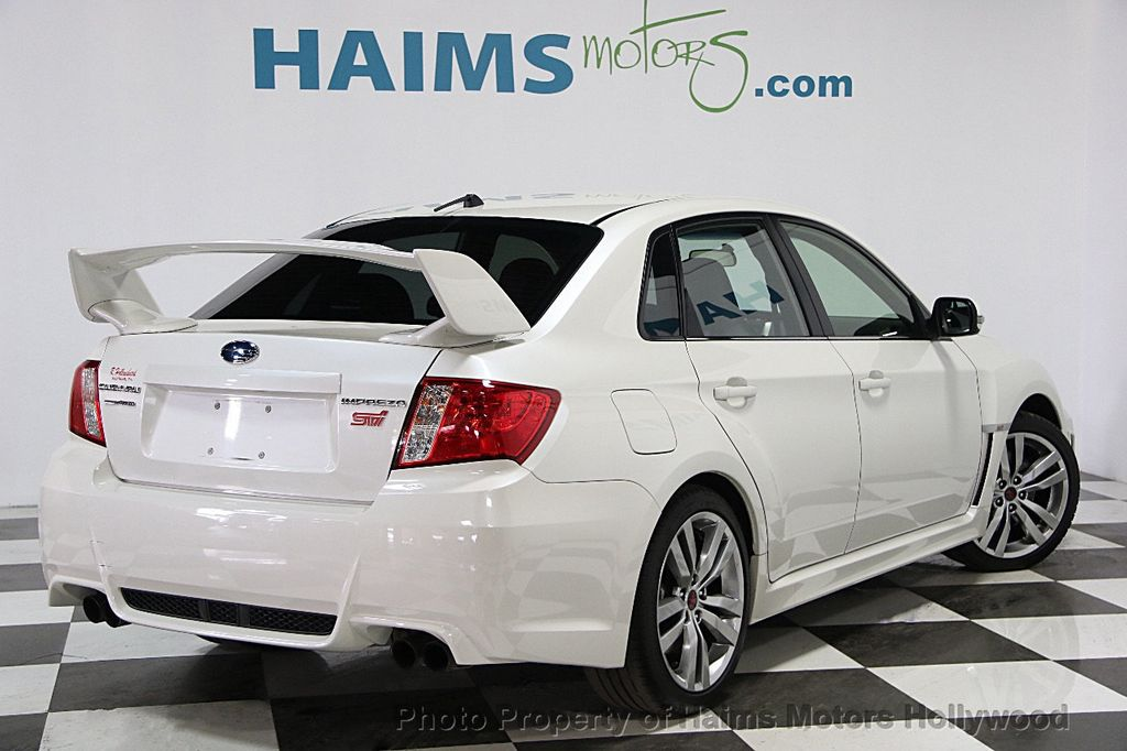 2014 used subaru impreza sedan wrx 4dr manual wrx sti at haims motors serving fort lauderdale. Black Bedroom Furniture Sets. Home Design Ideas