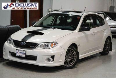 2014 Subaru Impreza Wagon WRX Premium