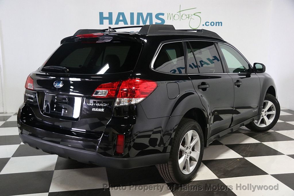 2014 used subaru outback 4dr wagon h4 automatic limited at haims motors hollywood serving. Black Bedroom Furniture Sets. Home Design Ideas
