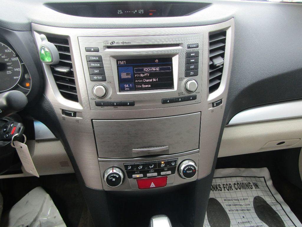 2014 Subaru Outback 4dr Wagon H4 Automatic 2.5i Premium - 16554645 - 15