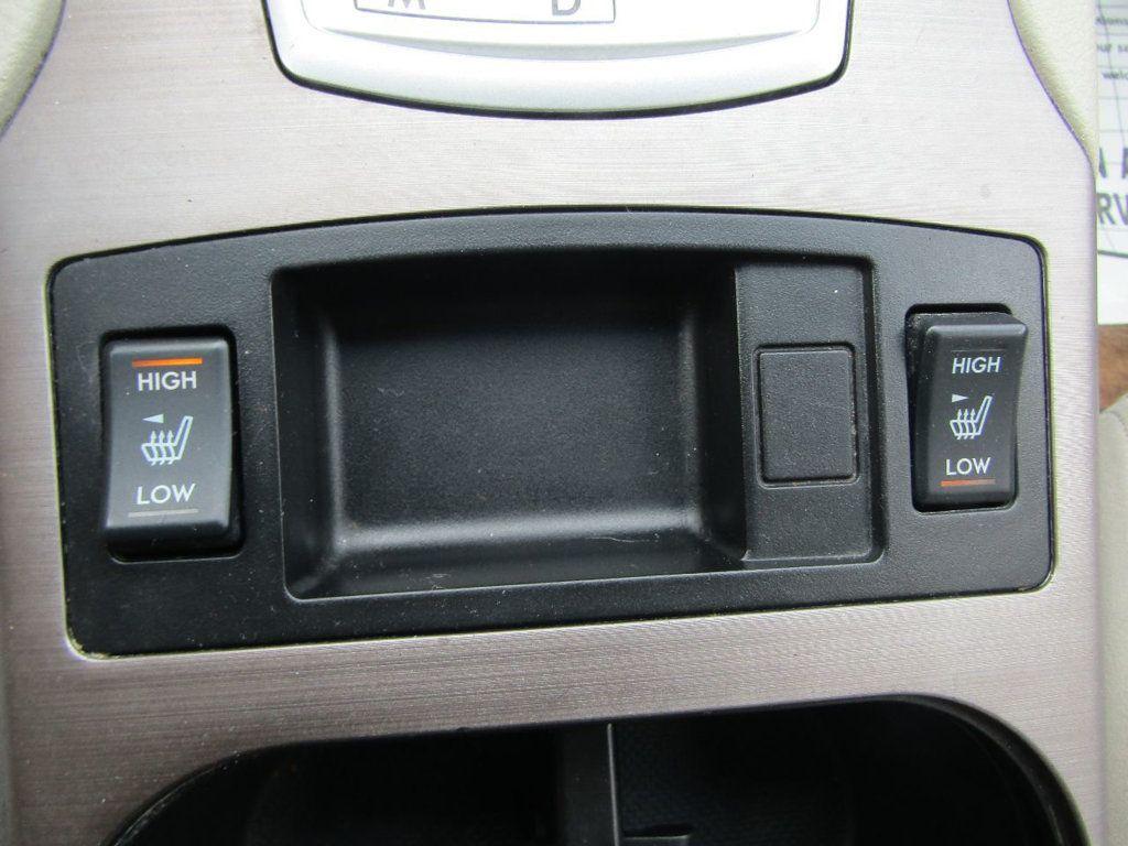 2014 Subaru Outback 4dr Wagon H4 Automatic 2.5i Premium - 16554645 - 19