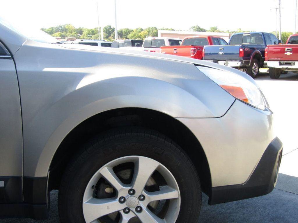 2014 Subaru Outback 4dr Wagon H4 Automatic 2.5i Premium - 16554645 - 27