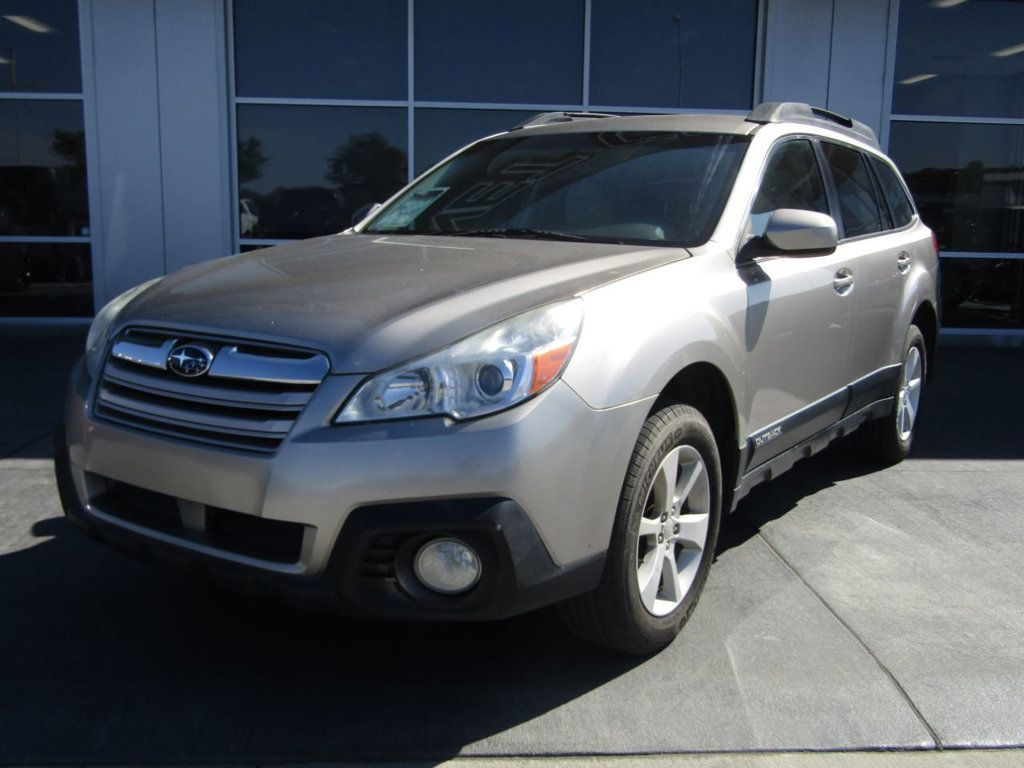 2014 Subaru Outback 4dr Wagon H4 Automatic 2.5i Premium - 16554645 - 2