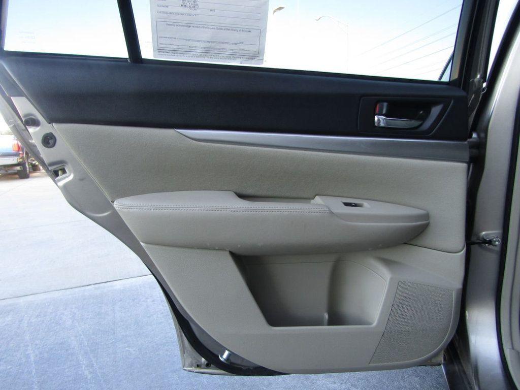 2014 Subaru Outback 4dr Wagon H4 Automatic 2.5i Premium - 16554645 - 29
