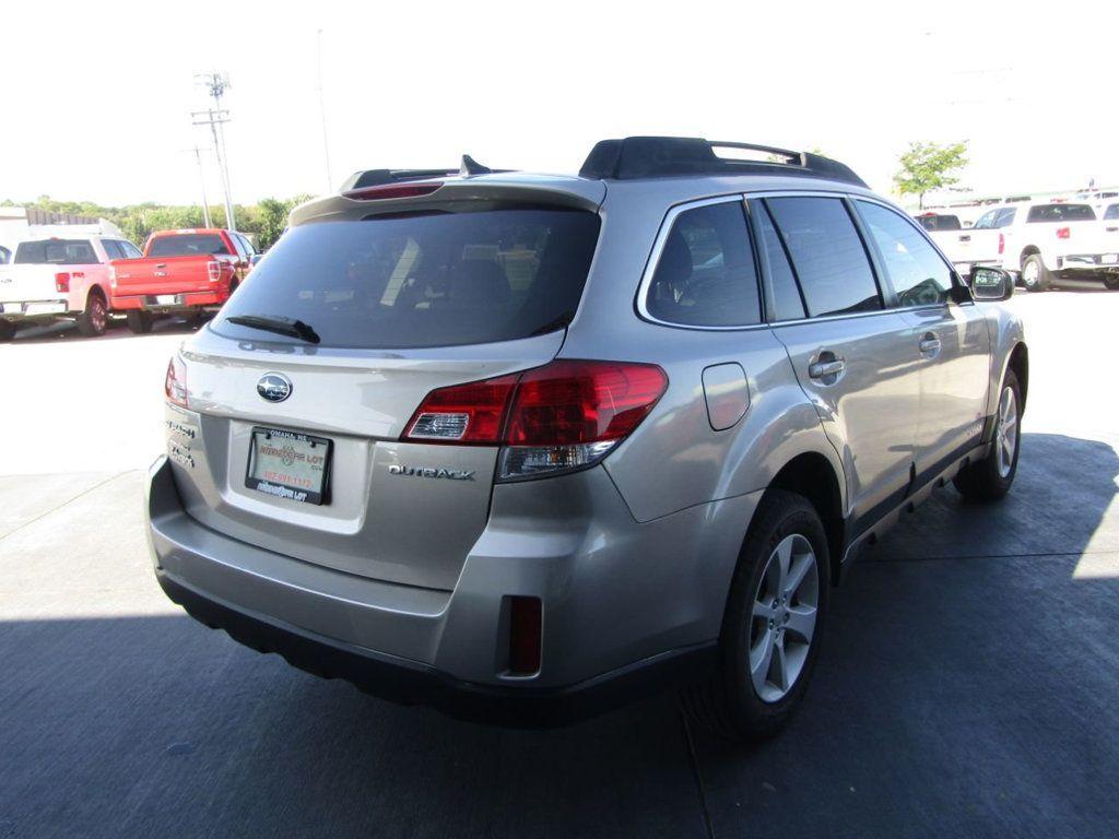 2014 Subaru Outback 4dr Wagon H4 Automatic 2.5i Premium - 16554645 - 5