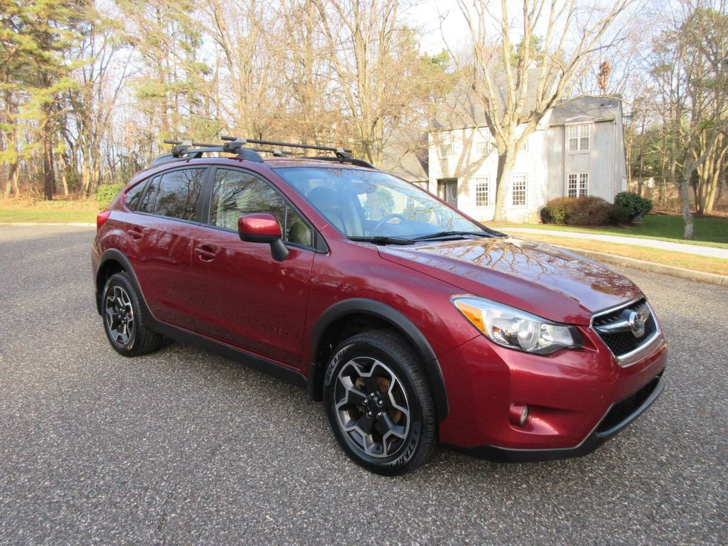 2014 Subaru Xv Crosstrek 2.0I Premium >> 2014 Used Subaru Xv Crosstrek 5dr Automatic 2 0i Premium At Royal Motors Inc Serving Voorhees Nj Iid 19657583