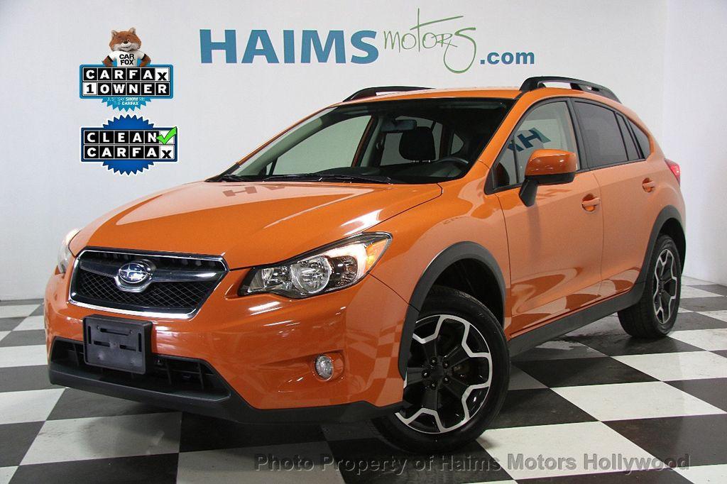 2014 Subaru Xv Crosstrek 2.0I Premium >> 2014 Subaru XV Crosstrek 5dr Manual 2.0i Premium SUV for Sale in Hollywood, FL - $13,977 on ...