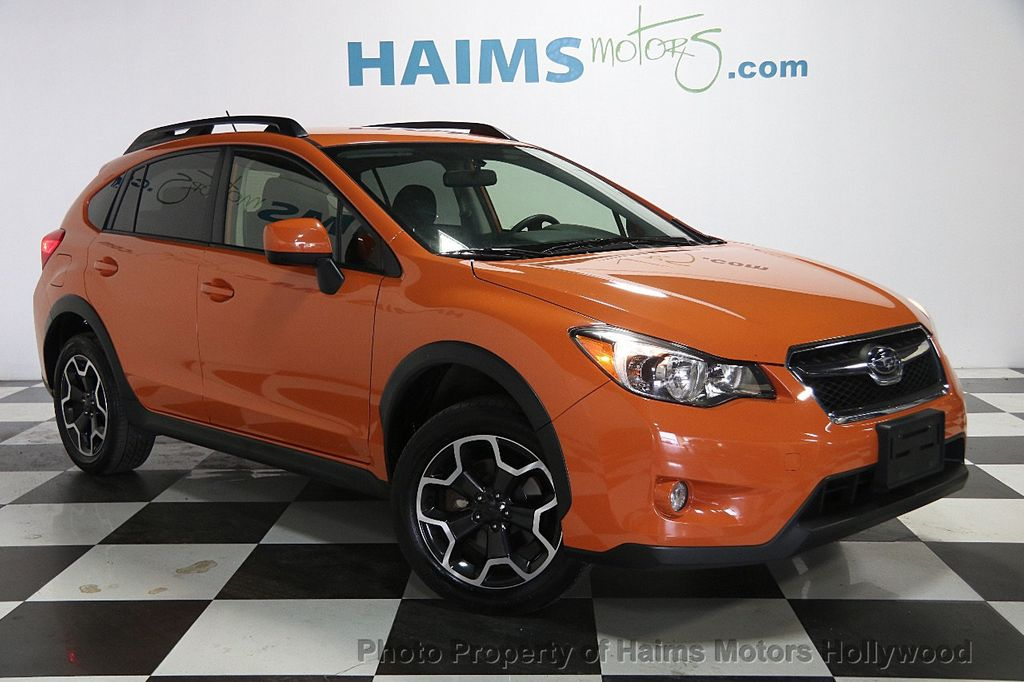2014 Subaru Xv Crosstrek 2.0I Premium >> 2014 Used Subaru XV Crosstrek 5dr Manual 2.0i Premium at ...