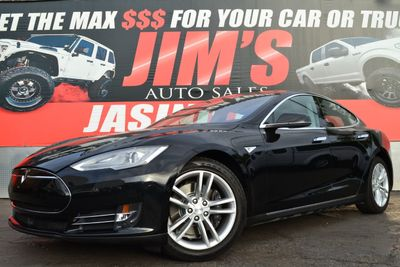 Used Tesla Model S Los Angeles Ca
