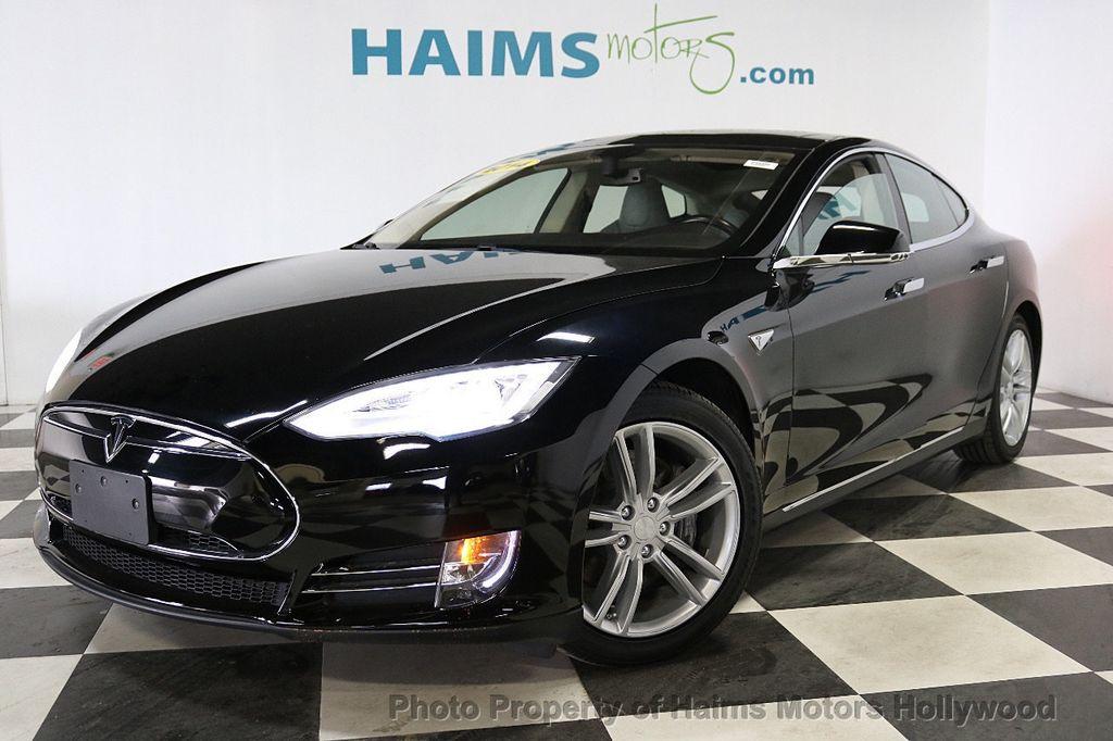2014 Tesla Model S 4dr Sedan 85 kWh Battery - 18411958 - 1
