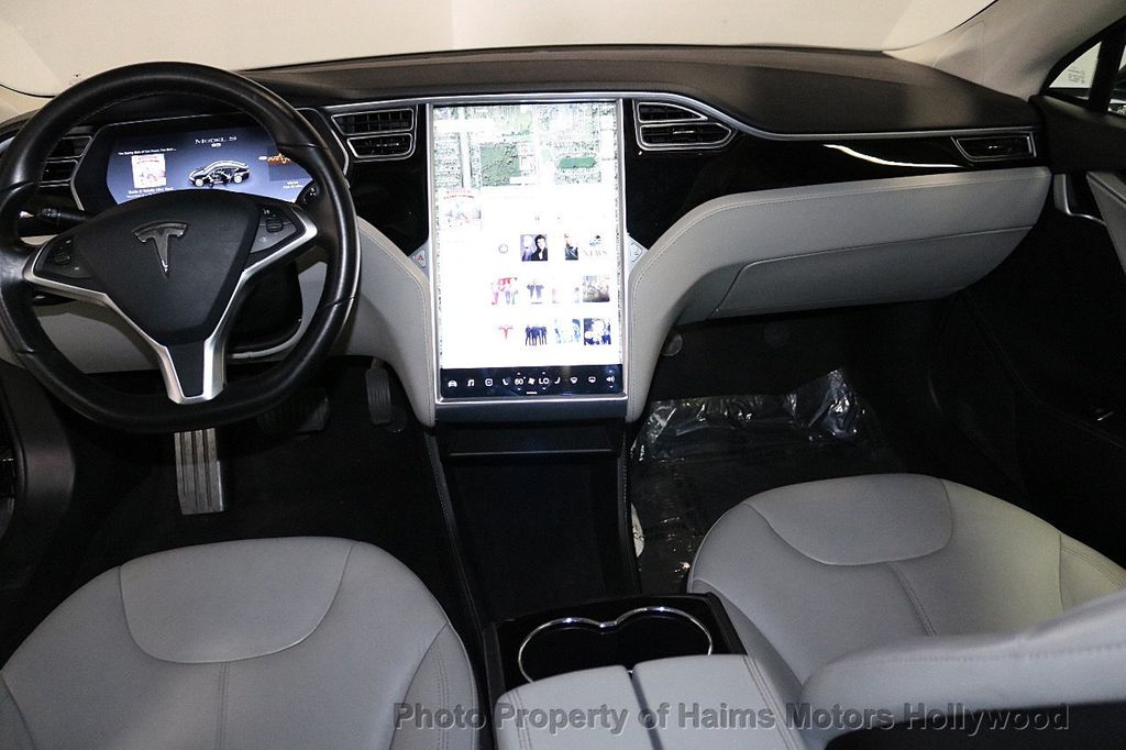 2014 Tesla Model S 4dr Sedan 85 kWh Battery - 18411958 - 21